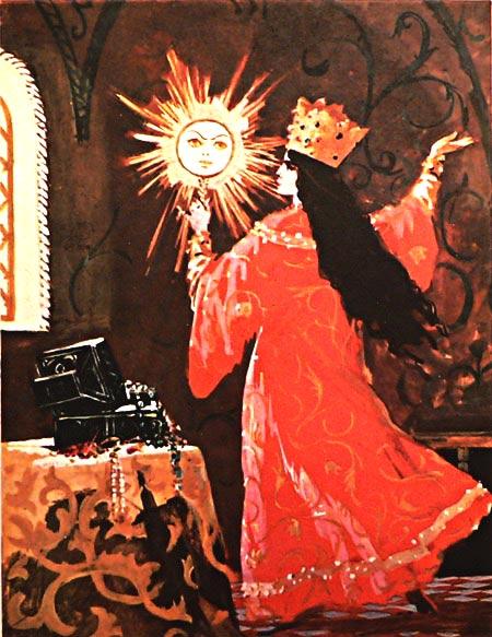 сочинения рассуждения сказка о мертвой царевне и о семи богатырях